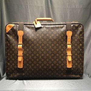 Louis Vuitton Satellite 65 Suitcase Luggage